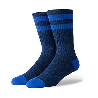 Stance Joven Crew Socks in Cobaltblue