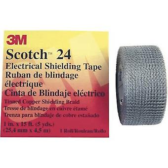 3M SCOTCH™ 24 80-0120-2401-6 Abschirmband Scotch® 24 (L x B) 4,5 m x 25 mm 4,5 m