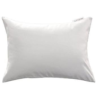 AllerEase Allergy Protection Zippered Travel Pillow Protector,, White, Size 14.0