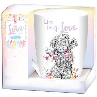 Me to You Live Laugh Love Mug