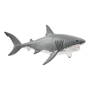 Schleich Wild Life Great White Shark Toy Figure (14809)