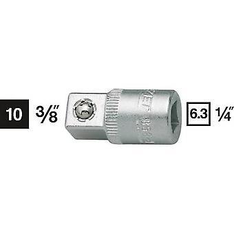 Adaptador Hazet 858-1 Bit Unidad (destornillador) 1/4 (6,3 mm) Fuerza descendente 3/8 (10 mm) 26,5 mm 1 ud(s)
