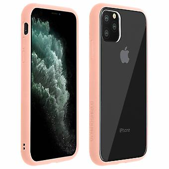 Apple iPhone 11 Pro Max Case, Changable Bumper + Rear, Pink, Rhinoshield