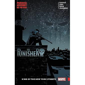 Punisher Vol. 3 King Of The New York Streets by Becky Cloonan