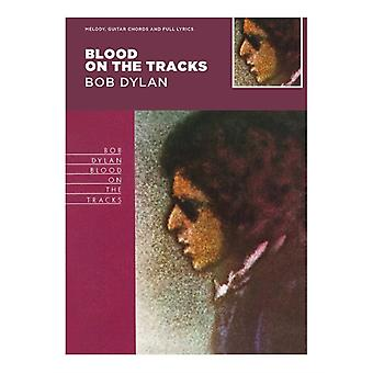 Blood on the Tracks  Melody Guitar Chords and Full Lyrics by By composer Bob Dylan