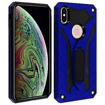 Apple iPhone XS Max Hybrid Protection Case, Phantom Forcell, Blue