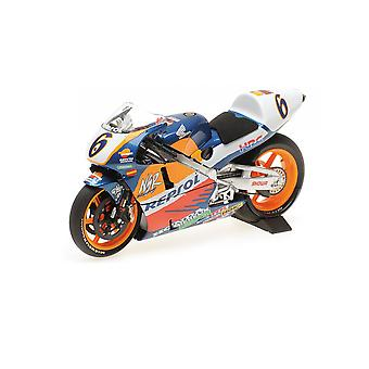 Honda NSR (Alex Criville - Winner Barcelona GP500 1995) Diecast Model Motorcycle