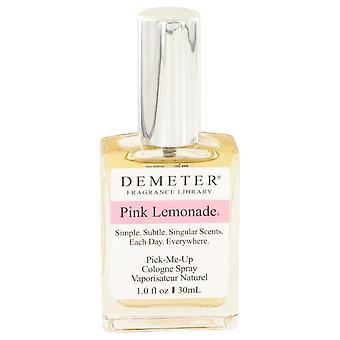 Demeter av Demeter rosa Lemonade Köln Spray 1 oz/30 ml (kvinner)