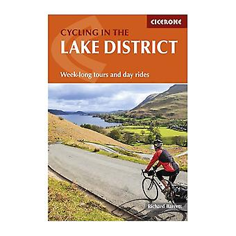 Cicerone Assortiment de cyclisme dans le Lake District