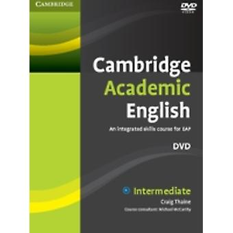 Cambridge Academic English B1 Intermediate DVD by Thaine & Craig