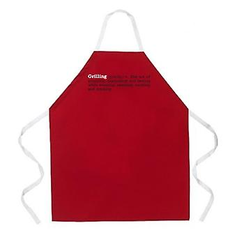 Grilling Definition apron