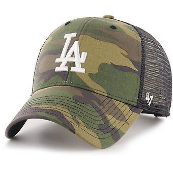47 Brand Stretch Cap STRONAUT Los Angeles Kings schwarz