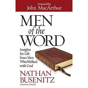 Ords män av Nathan Busenitz