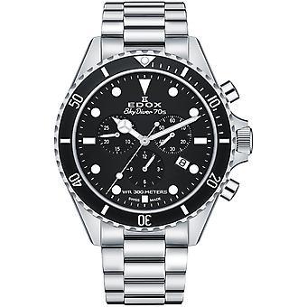 Edox 10238 3NM NI Skydiver Men's Watch