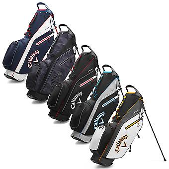 Callaway Golf Unisex 2020 Fairway C 4 Way Top Padded Strap Compact Stand Bag