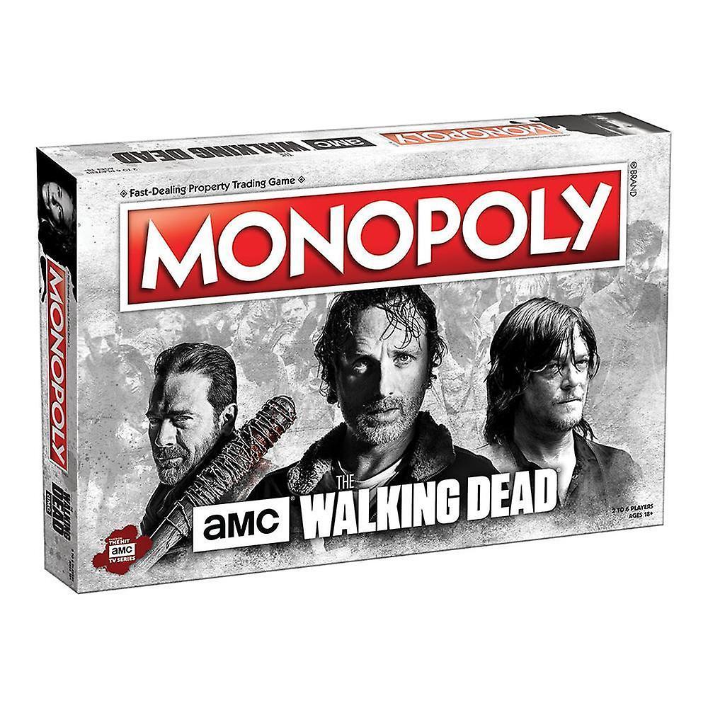 Monopoly - the walking dead amc edition