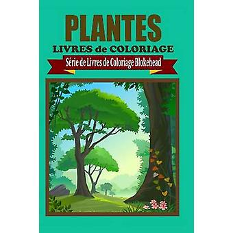 Plantes livres de Coloriage van Le Blokehead