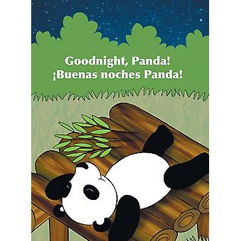 Goodnight Panda  Buenas Noches Panda Babl Childrens Books in Spanish and English by Books & Babl