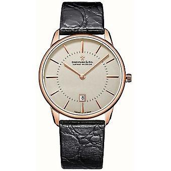 Dreyfuss Wristwatch Men's Quartz 1980DGS00139/46