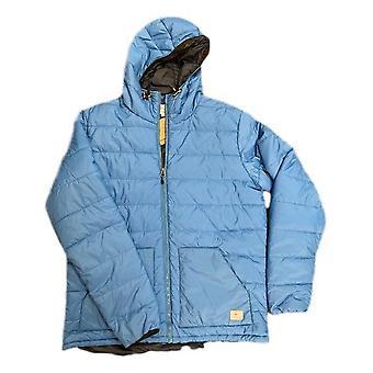 Passenger drifter insulated jacket - blue
