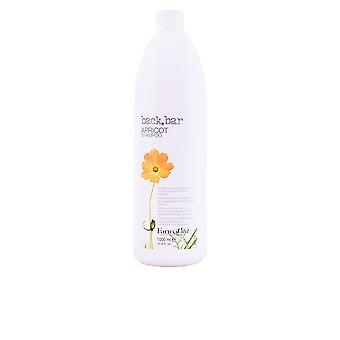 Farmavita Back Bar abrikoos Shampoo 1000 Ml Unisex