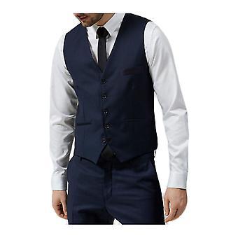 Curved cut suit jacket