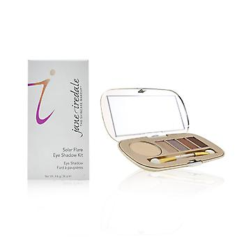 Jane Iredale Solar Flare Eye Shadow Kit (5x Eyeshadow 1x Applicator) - 9.6g/0.34oz
