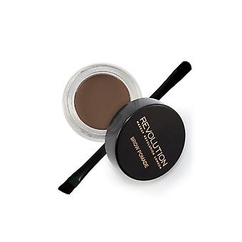 Makeup Revolution Brow Pomade - Ash Brown