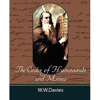 The Codes of Hammurabi and Moses with Copious Comments Index and Bible References par W. W. Davies Ph. D. et Ph. D.