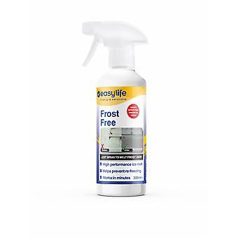 De-froster Freezer Spray   300ml Bottle   Easylife Group