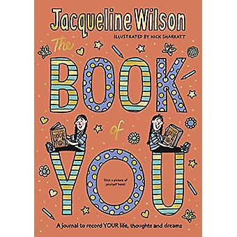The Book of You by Jacqueline Wilson - 9780857535580 Book
