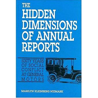The Hidden Dimensions of Annual Reports - Sixty Years of Social Confli