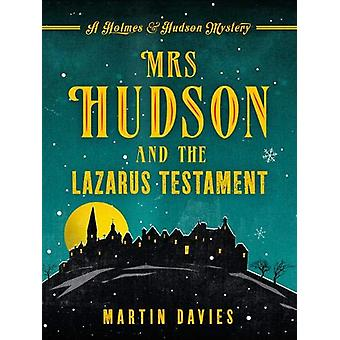 Mrs Hudson and the Lazarus Testament - 9781788631440 Book