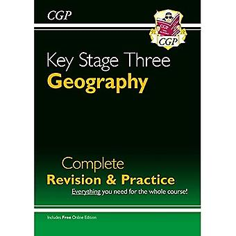 KS3 Geography (Complete Revision & Practice Guide)