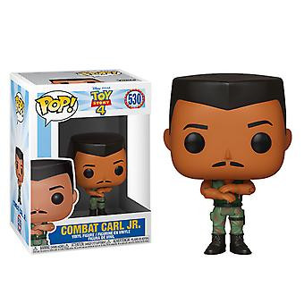 Toy Story 4 Combat Carl Jr Pop!
