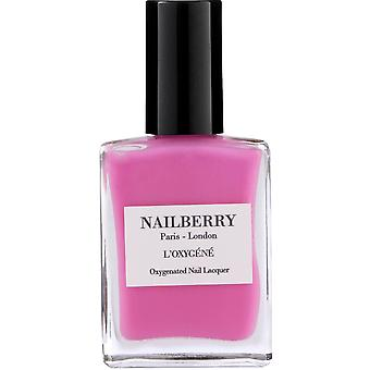 Nailberry Juicy 2020 Oxygenated Nail Lacquer Collection - Pomegranate Juice 15ml