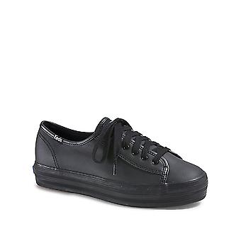 Keds Women-apos;s Triple Kick Leather Sneakers Keds Women-apos;s Triple Kick Leather Sneakers Keds Women-apos;s Triple Kick Leather Sneakers Ked