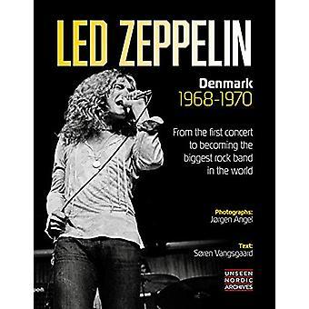 Led Zeppelin - Denmark 1968-1970 - 9788797078020 Book