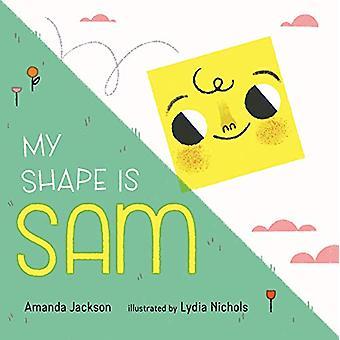 My Shape is Sam by Amanda Jackson - 9781624147708 Book