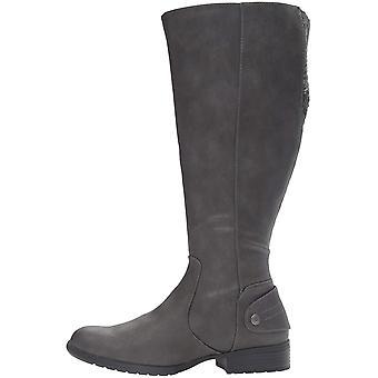 LifeStride Womens xandy Almond Toe Knee High Fashion Boots