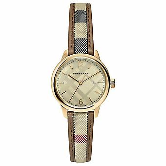 Montre Burberry BU10114 Classic Round Ladies