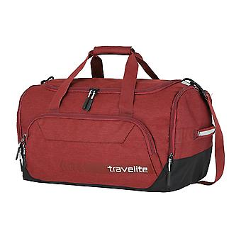 travelite Kick Off matkalaukku M, 29 cm, 45 L, punainen