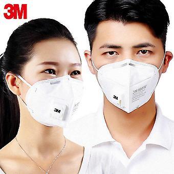 2-pak 3m 9001v Mouthguard Respirator Kn90