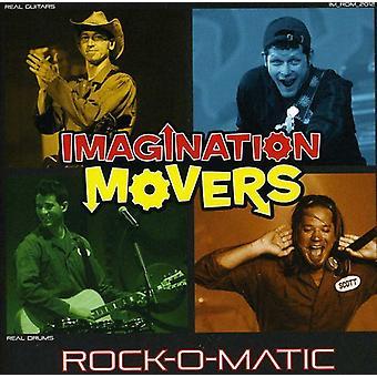 Imagination Movers - Rock-O-Matic [CD] USA import