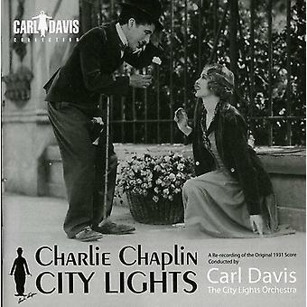 C. Chaplin - Charlie Chaplin: City Lights [CD] USA import