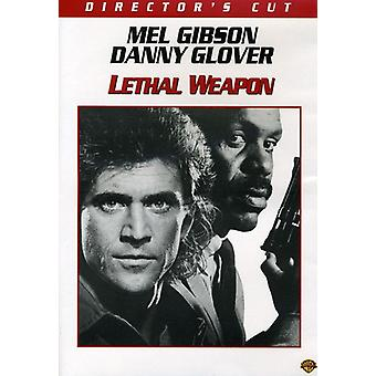 Lethal Weapon [DVD] USA import