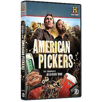 American Pickers: Die komplette Season One [3 DVDs] [DVD] USA Import