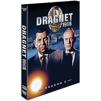 Dragnet: Seizoen 2 (1968) [DVD] USA importeren