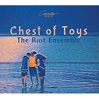 Stebbins / Riot Ensemble - Chest of Toys [CD] USA import