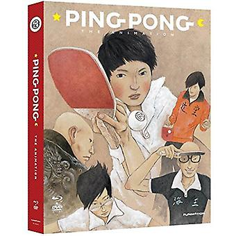 Ping Pong the Animation: Complete Series [BLU-RAY] USA import